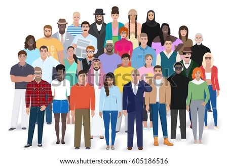 Different People Stock Images Royalty Free Images Amp Vectors Shutterstock