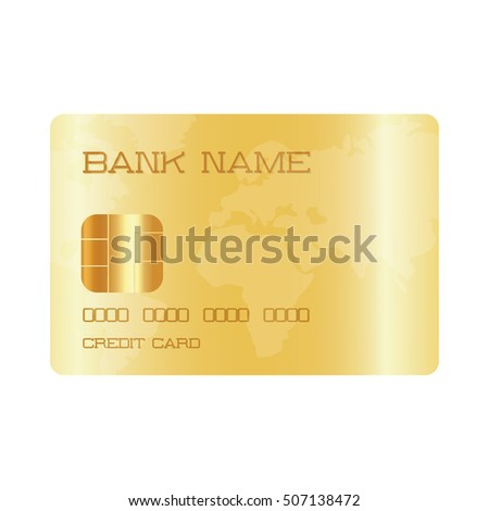 credit card isolated icon vector illustration design