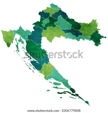 Croatia world map country icon vectores en stock 1006779808 croatia world map country icon gumiabroncs Images