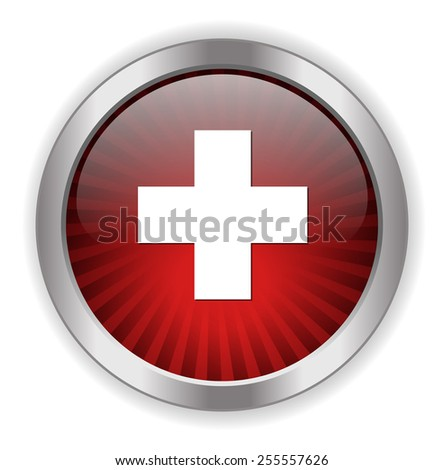 cross button icon