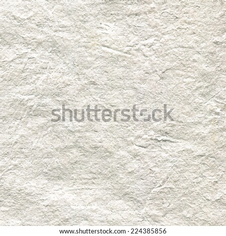 Crumpled paper vector background. Grunge paper texture for your design. - stock vector