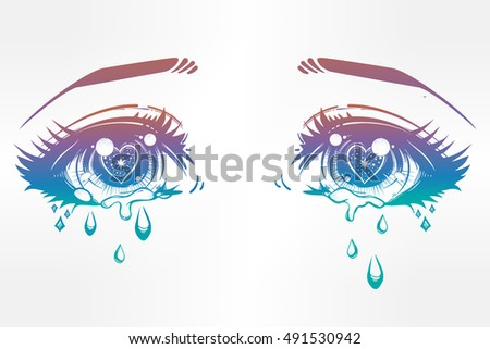 Eye Tear Stock Images, Royalty-Free Images & Vectors | Shutterstock