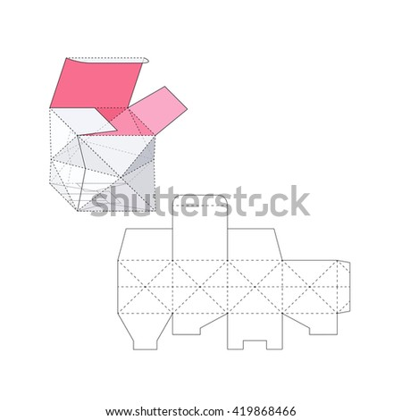Cube Box Stock Images RoyaltyFree Images  Vectors  Shutterstock