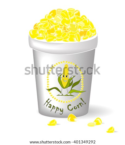 Cup corn recipe Buttered corn recipe how to make