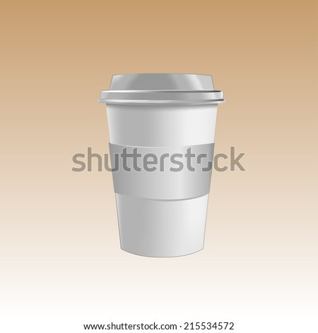 cup small mockup