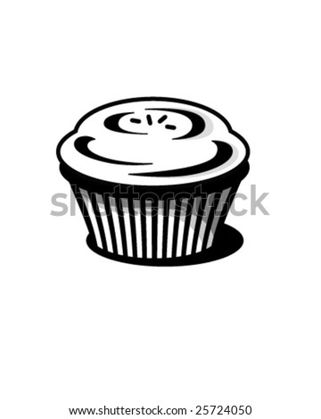 Cupart logo, make it your own. Great for bakeries.