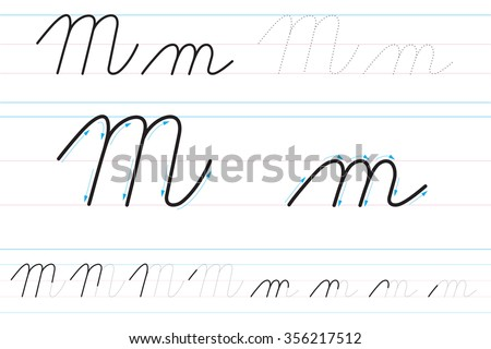 learning to write cursive As a culture we have been mistakenly led to believe that manuscript is easier for students to learn than cursive by reserving cursive for third grade we have given a.