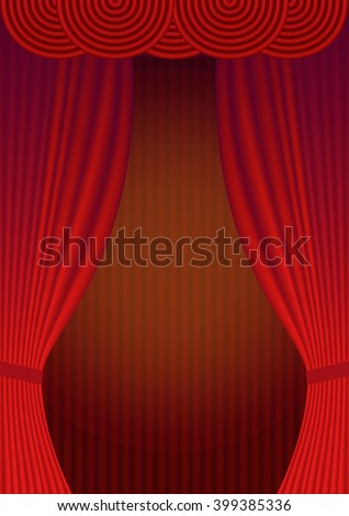 Curtain Theatre reopening.