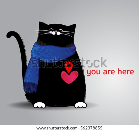 What Does It Mean When You See A Black Cat Cute Cat 2017