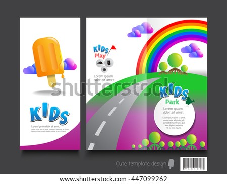School er stock images royalty free images vectors for Kids brochure template