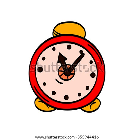 Animated Clock Stock Images Royalty Free Images Vectors