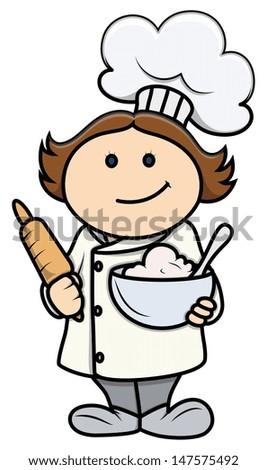 Cucina donna calidad