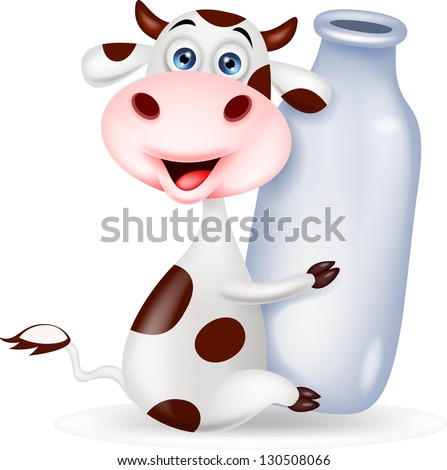 Milk Cow Stock Images Royalty Free Images Amp Vectors