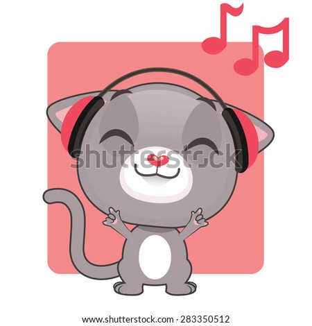Cat Listening Stock Images, Royalty-Free Images & Vectors ...