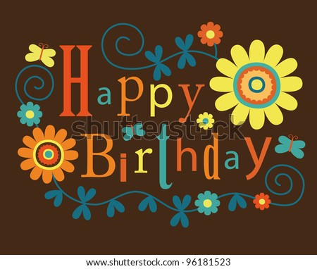 stock-vector-cute-happy-birthday-card-vector-illustration-96181523 Birthday Lettering Template on carving templates, print templates, custom templates, illustration templates, books templates, windows templates, letters templates, portrait templates, text templates, glass templates, gifts templates, style templates, printable templates, calligraphy templates, printing templates, fonts templates, vinyl templates, japanese templates, perspective templates, writing templates,