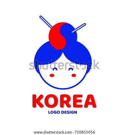 Korea Logo Stock Images Royalty Free Images Vectors