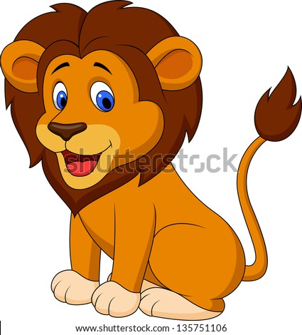 Lion Cartoon Stock Photos, Royalty-Free Images & Vectors ...