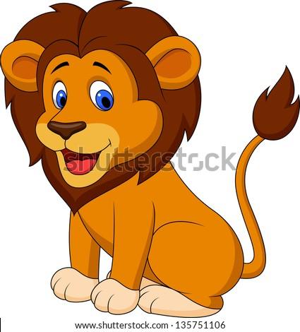 Lion Cartoon Stock Photos, Royalty-Free Images & Vectors ...
