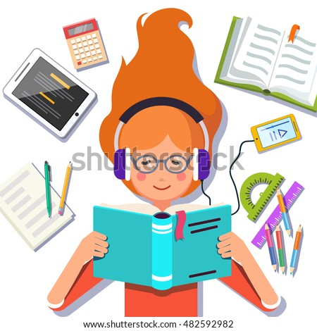 Listening to music while writing a novel