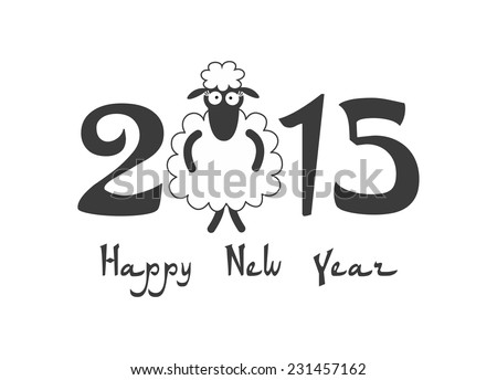 Sheep Vector Image Vector Eps Cute Sheep For a