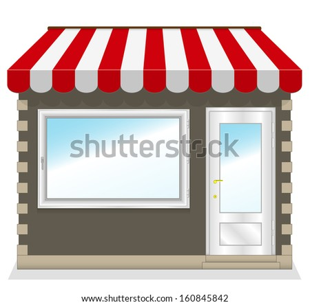 Window Awning Stock Photos Images Amp Pictures Shutterstock