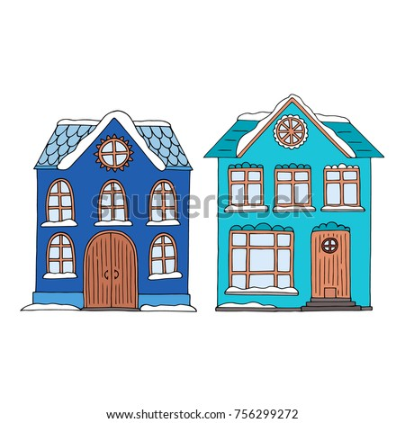 Cute House Stock Images Royalty Free Images Vectors Shutterstock