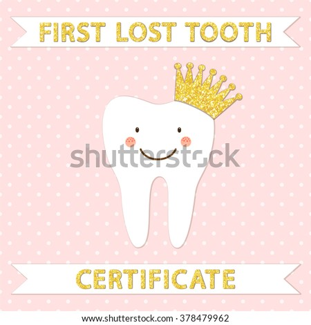 Cute Smiling Cartoon Character First Lost Stock Vector 378479962 ...