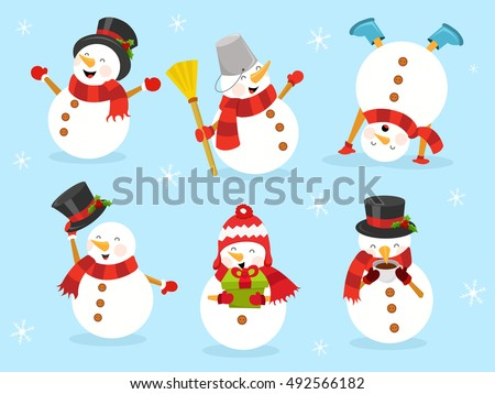 Snowman Stock Images, Royalty-Free Images & Vectors | Shutterstock