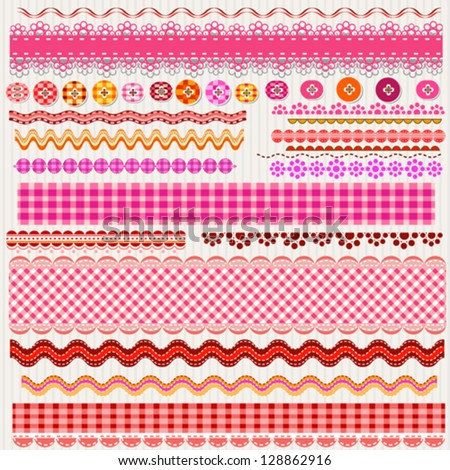 Cute Border Designs Cute Textured Borders For