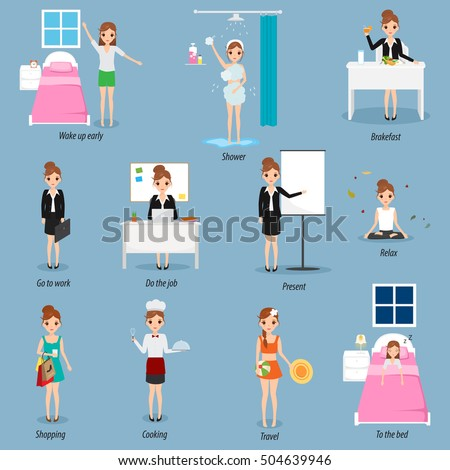 Routine Stock Images, Royalty-Free Images & Vectors ...