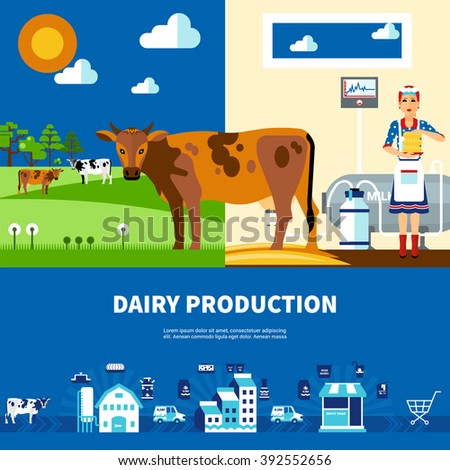 A Trip to the Dairy Farm - PowerPoint PPT Presentation