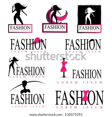 Fashion Logo Stock Images Royalty Free Images Vectors Shutterstock