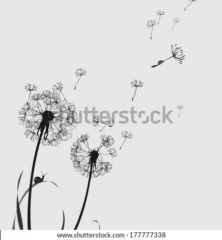 show product with Dandelion Silhouette Snail Ladybug Black White 177777338 on 255683 Industrial Resolution Logo besides Culture Kings furthermore Black White Vector Sketch Tattoo Rose 557471494 also The Luck Of Irish also Dandelion Silhouette Snail Ladybug Black White 177777338.
