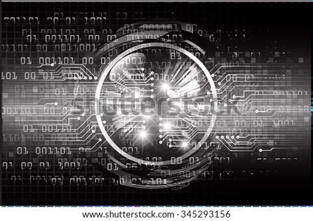 dark black color Light Abstract Technology background for computer graphic website internet and business. circuit. illustration. digital. infographics. binary code background. www.vector.Spark