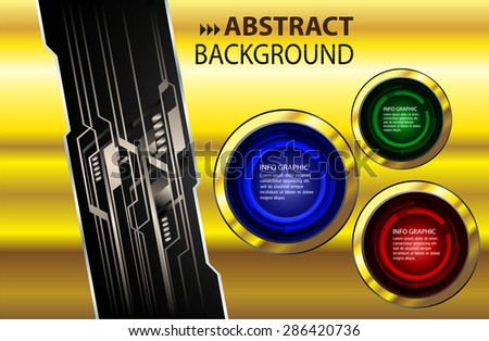dark green red blue gold Web Design Website Elements Template for graphic internet. text box. label. info graphics. metal. card. pixel. Metals, alloys, steel, aluminum. button. infographics