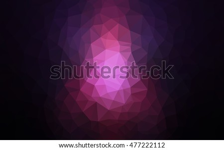Dark pink, blue Pattern. Seamless triangular Pattern. Geometric Pattern.Repeating pattern with triangle shapes.Seamless texture for your design.Repeating pattern.Pattern can be used for background.