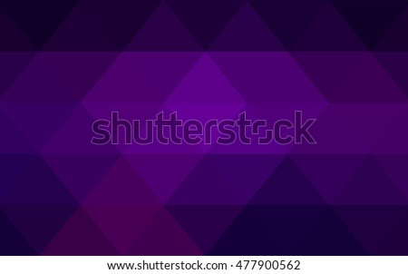 Dark purple Pattern. Seamless triangular Pattern. Geometric Pattern.Repeating pattern with triangle shapes.Seamless texture for your design.Repeating pattern.Pattern can be used for background.