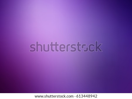Dark Purple vector blurred background with glow. Art design pattern. Glitter abstract illustration with elegant bright gradient design.