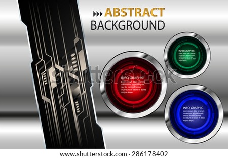 dark red blue green silver Web Design Website Elements Template for graphic internet. text box. label. info graphics. metal. card. pixel. Metals, alloys, steel, aluminum. button. infographics