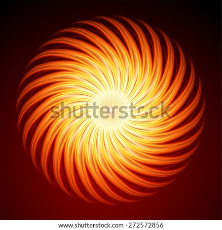 dark red fire color Light Abstract Technology background for computer graphic website internet and business. black background. Seamless wallpaper pattern. wave. . tattoo. logo. - stock vector
