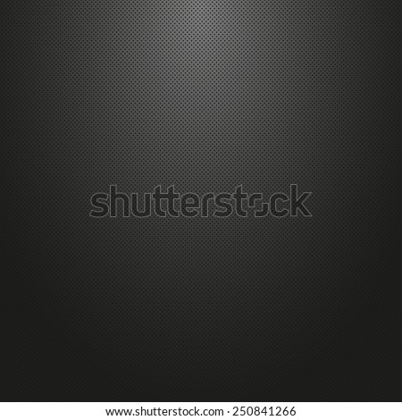Dark texture, vector background - stock vector