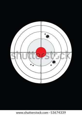 Dartboard. Shooting. Drill. Shot.