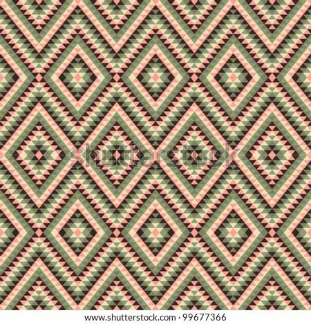 Decorative pattern - stock vector