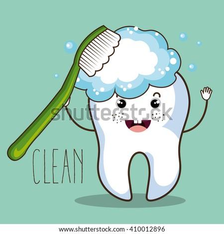 dental care  design  - stock vector