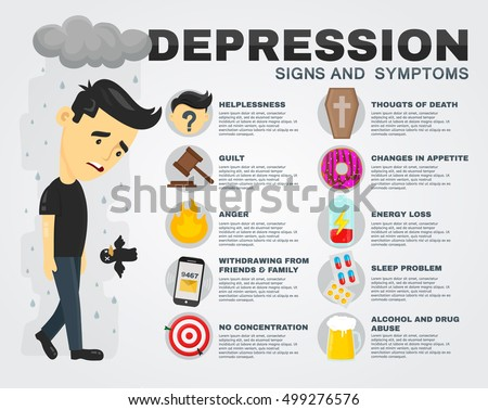 Depression Stock Images RoyaltyFree Images Vectors Shutterstock