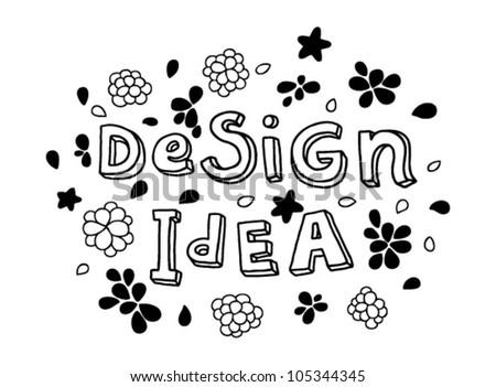 design in words