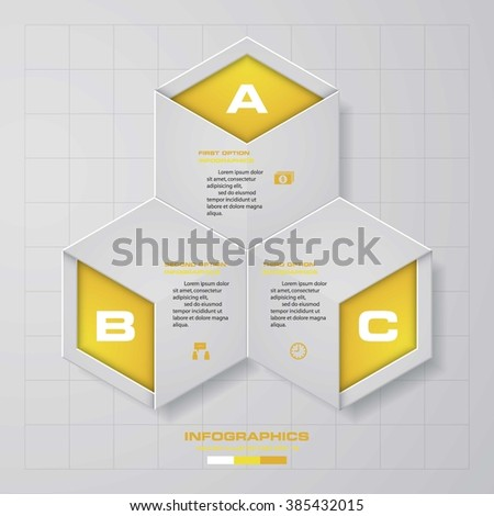 Design clean templategraphic website layout 3 stock vector hd design clean templategraphic or website layout 3 step order diagram layout ccuart Choice Image