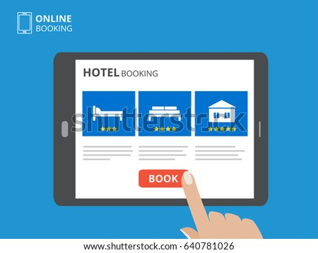 Olga lebedeva 39 s portfolio on shutterstock for Tablet hotel booking