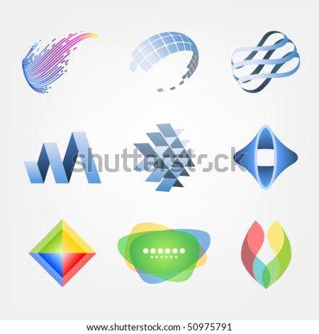 Design element - stock vector