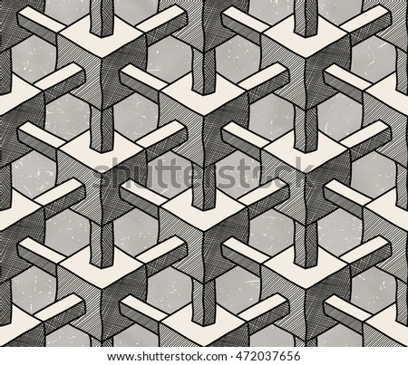 design element. abstract seamless vector pattern